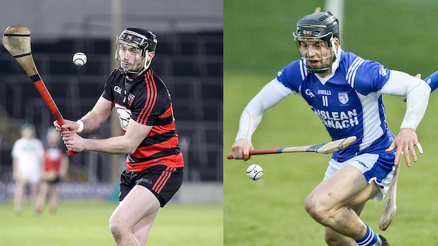 WATERFORD SHC QF Ballygunner v Fourmilewater
