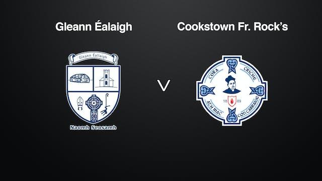 TYRONE JFC Gleann Éallaigh v Cookstown Fr. Rock's GAA