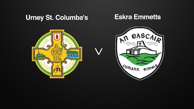 TYRONE JFC SF Urney St. Columba's v Eskra Emmetts