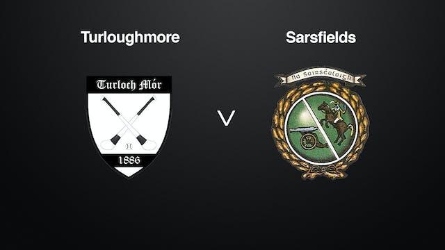 GALWAY SHC QF Turloughmore v Sarsfields