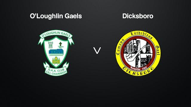 KILKENNY SHL Final O'Loughlin Gaels v...