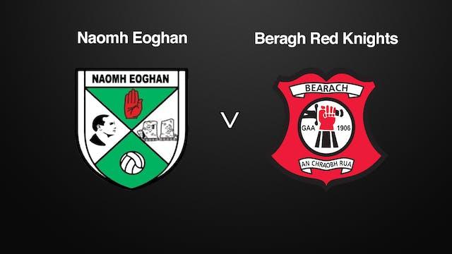 TYRONE IFC, Naomh Eoghan v Beragh Red Knights
