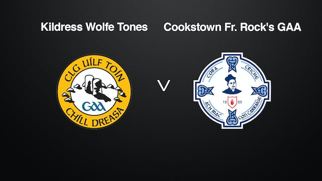 TYRONE JFC Semi-Final Kildress v Cookstown
