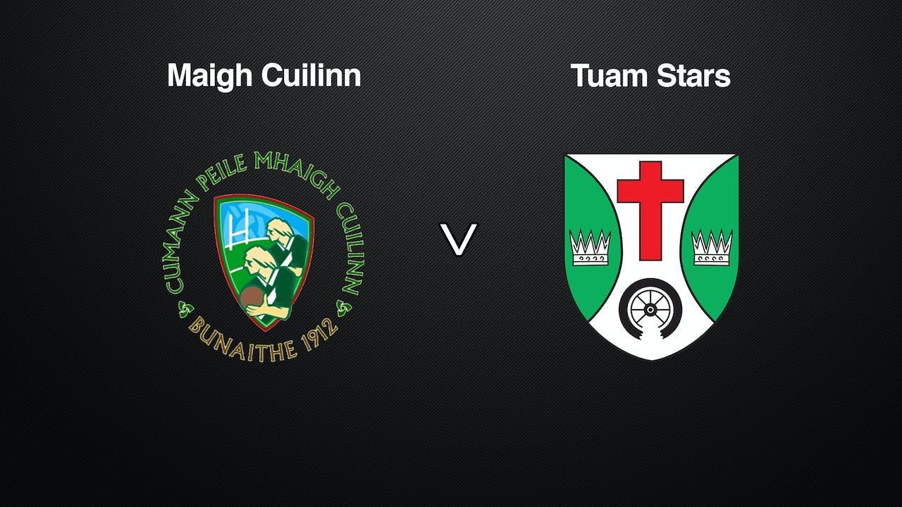 GALWAY SFC Semi-Final, Maigh Cuilinn v Tuam Stars