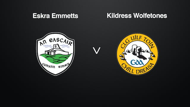 TYRONE JFC Eskra Emmetts v Kildress W...