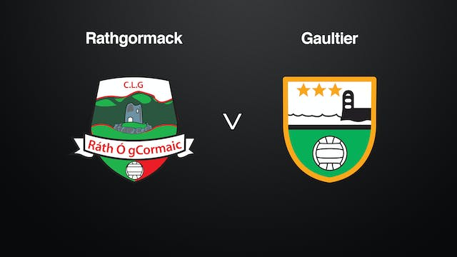 WATERFORD SFC SF Rathgormack v Gaultier