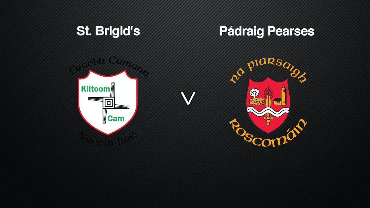 ROSCOMMON SFC Final- St Brigid's v Pádraig Pearses