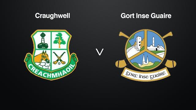 GALWAY SHC(B) Craughwell v Gort