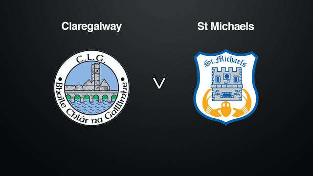 GALWAY MFC A Final Claregalway v St M...