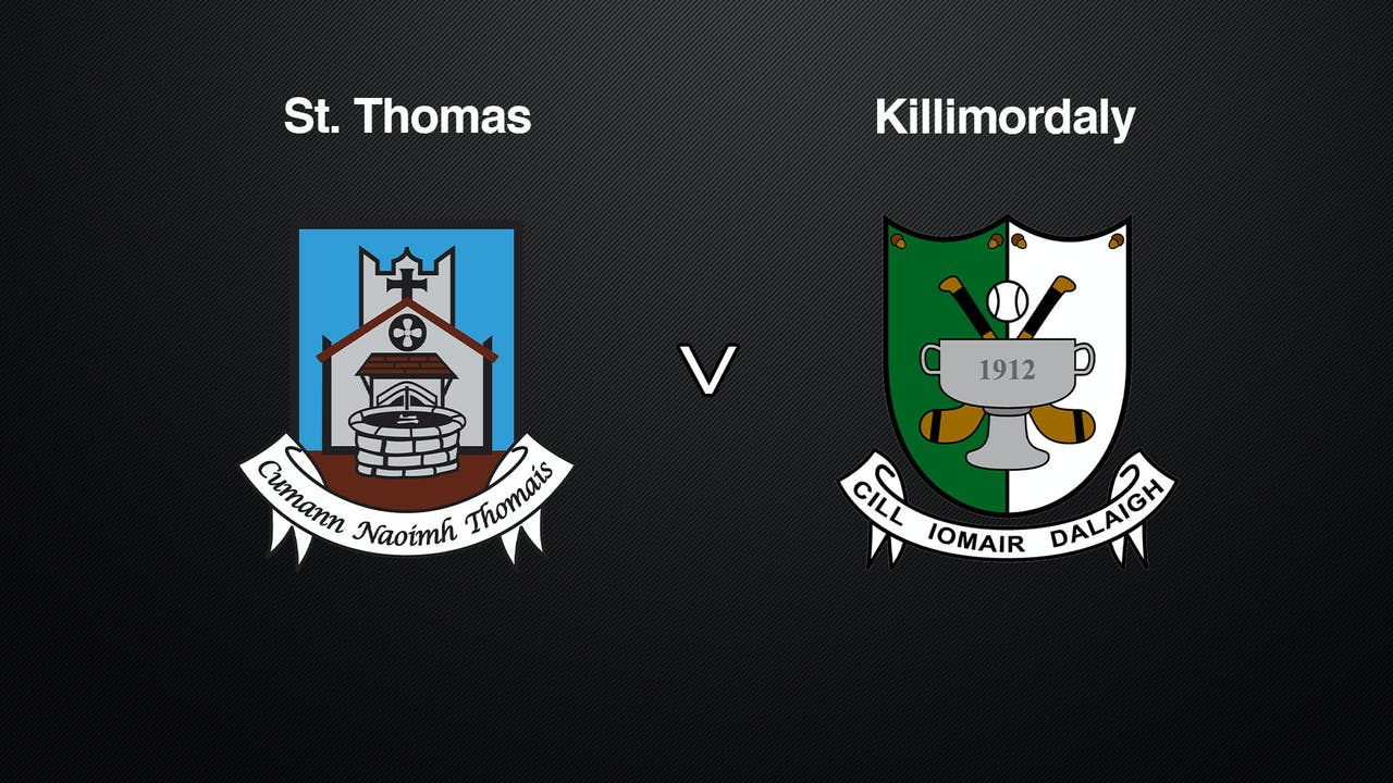 GALWAY SHC Quarter Finals Saturday 05/09