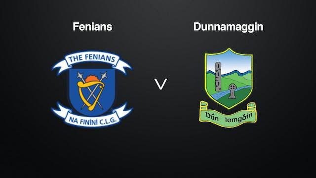 KILKENNY IHL Fenians v Dunnamaggin