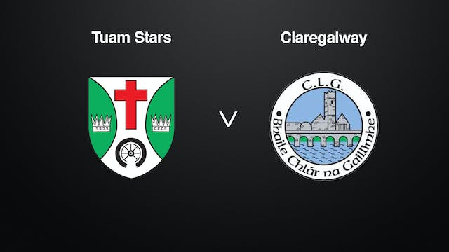 GALWAY SFC Tuam Stars v Claregalway
