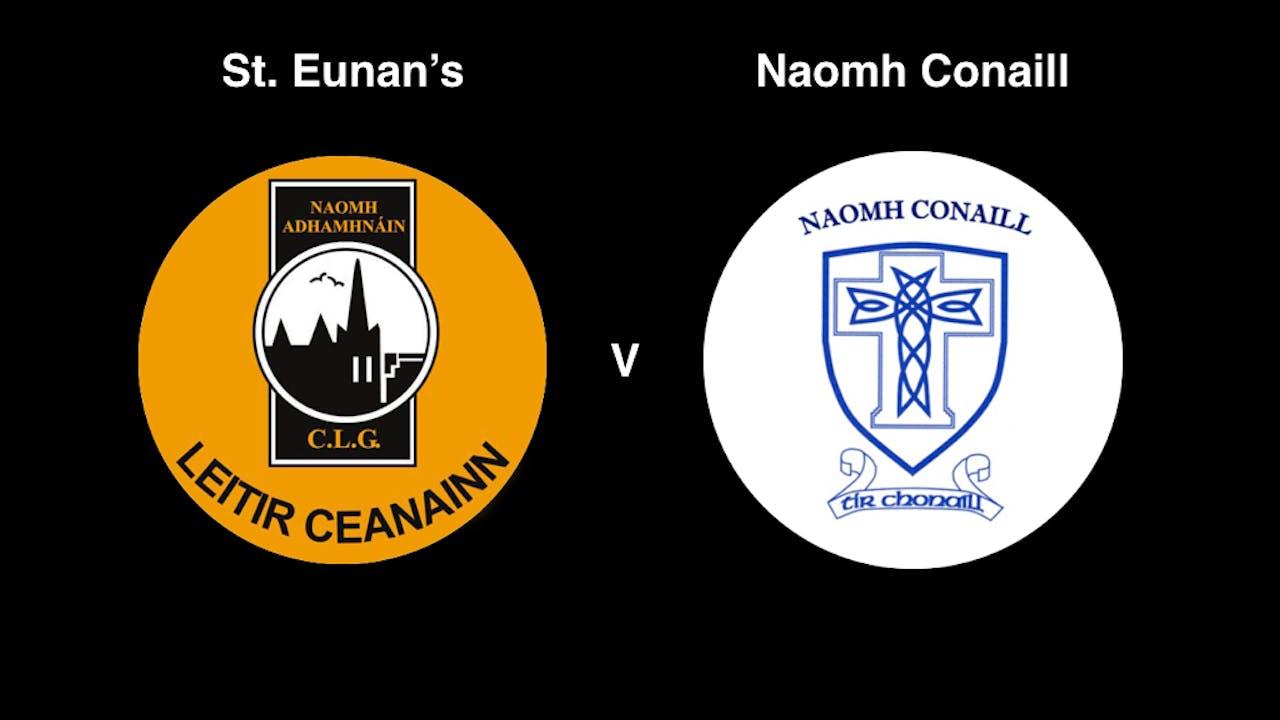 DONEGAL SFC Semi Final-St. Eunan's v Naomh Conaill