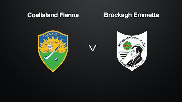 TYRONE JFC Coalisland Fianna v Brocagh Emmetts