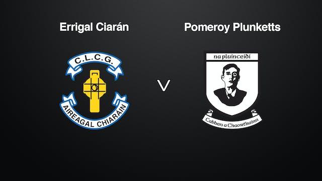 TYRONE SFC Errigal Ciarán v Pomeroy