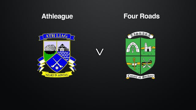 ROSCOMMON SHC SF Athleague v Four Roads