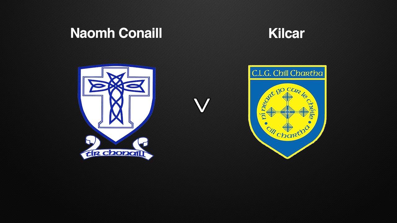 DONEGAL SFC Naomh Conaill v Kilcar