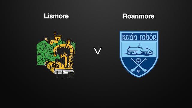 WATERFORD SHC, Lismore v Roanmore