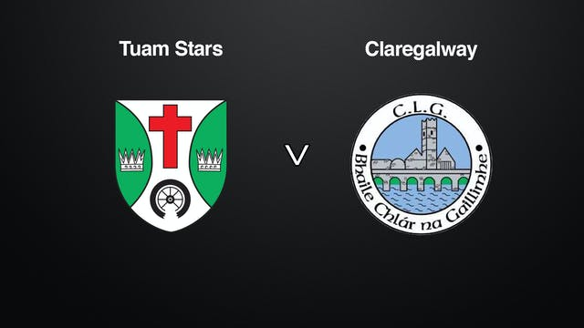 GALWAY SFC Tuam Stars v Claregalway