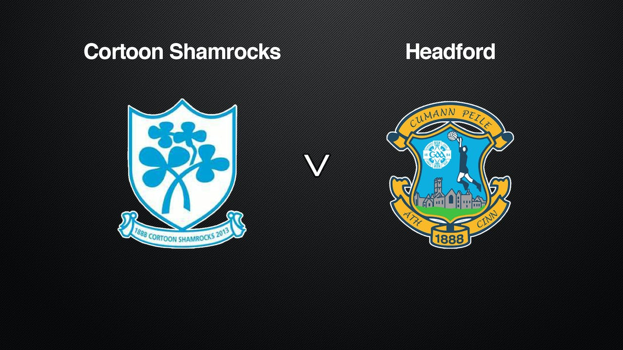 GALWAY C'galway Hotel SFC 2-game pass Sunday 2/8