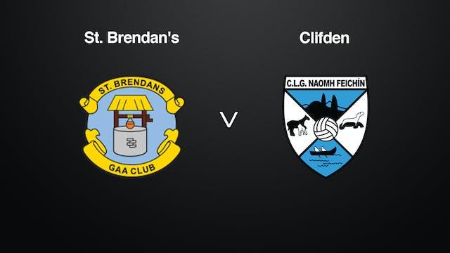 GALWAY JFC Final St. Brendan's v Clifden