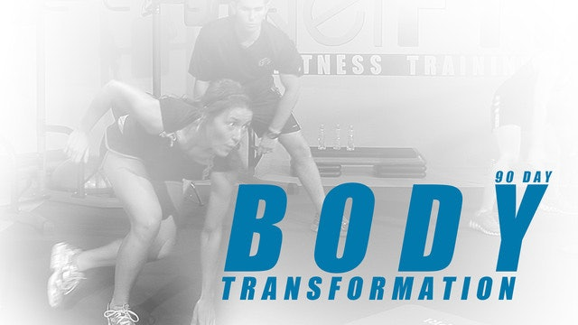 90 Day Body Transformation