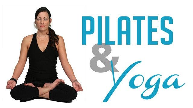 Pilates & Yoga - 8 Week Plan