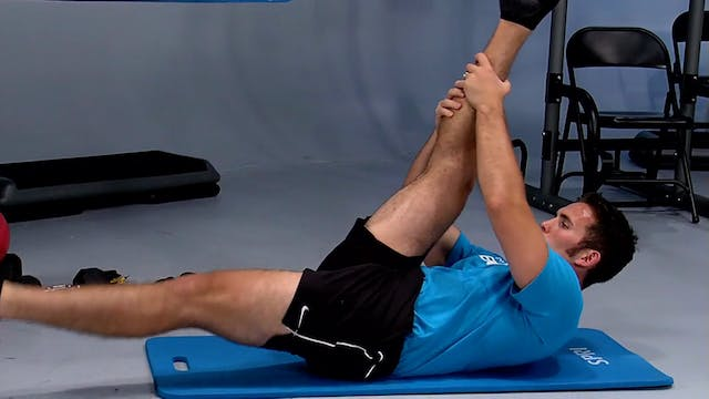 Pilates 05 - Abs and Inner Thigh