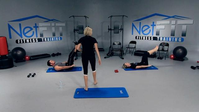 Pilates 08 - Core