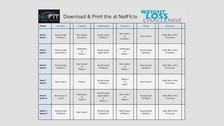 NetFit TV Video