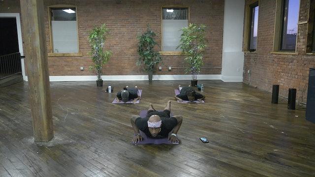 NEWARKIFF Yoga with Ty Daye