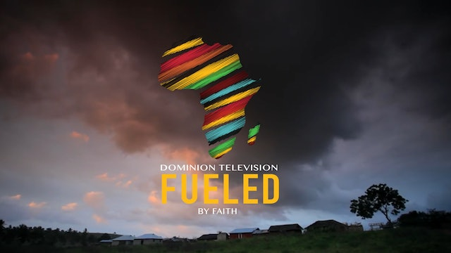 Fueled by Faith, Episode 2- Jeanette Kwakye
