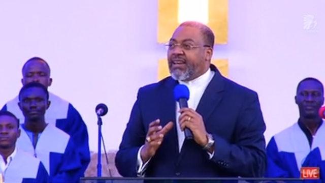 It Is Finished | Bishop Dick Essandoh