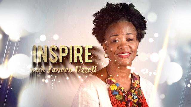INSPIRE - Janeen Uzell