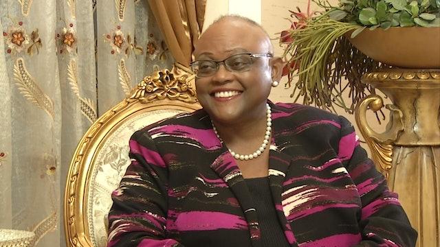 Ambassador Jendayi Frazer - Part 1 | Inspire