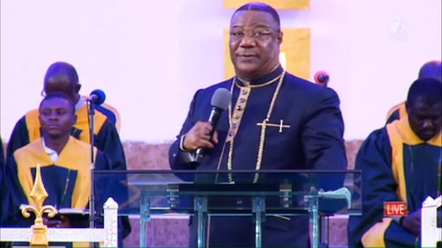 Knowing God By His Different Names | Archbishop Nicholas Duncan-Williams