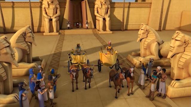 Joseph and the Pharaoh's Dream | Superbook