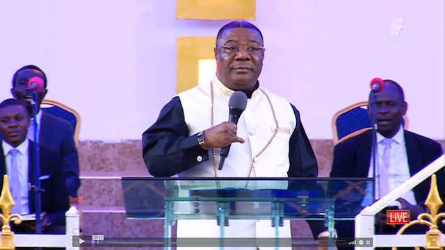 Use What is Written | Archbishop Nicholas Duncan-Williams