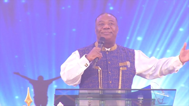 It Should Always Be about God's Agenda - Archbishop Duncan Williams