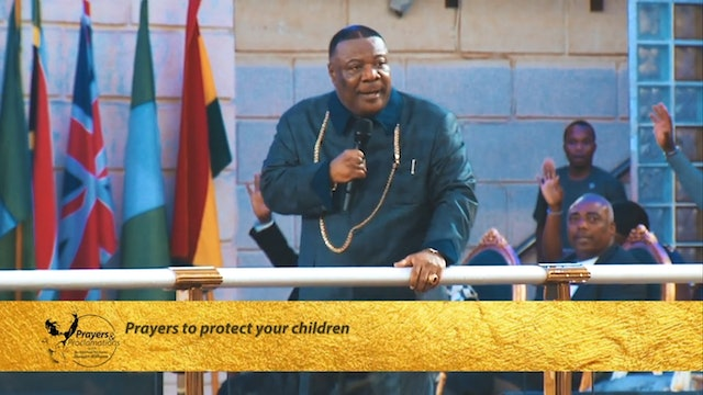 Protection for Your Children | Prayers & Proclamations