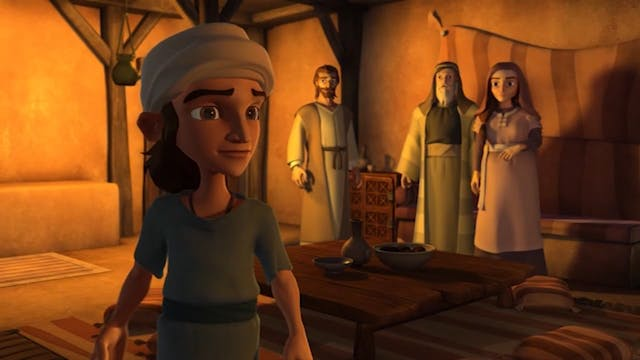 Road to Damascus | Superbook