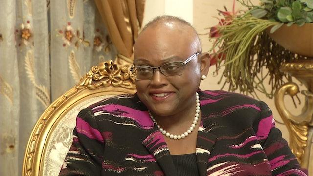 Ambassador Jendayi Frazer - Part 2 | Inspire