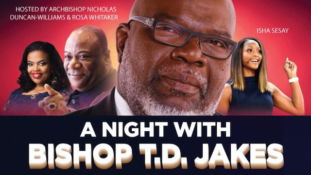 ABKLS 2019 Finale Service with BISHOP T.D. JAKES