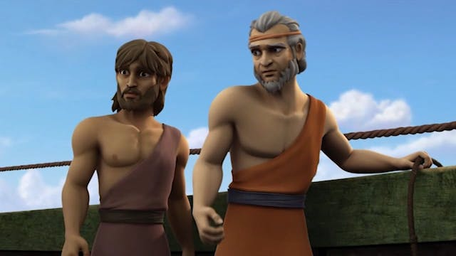 Paul and the Shipwreck | Superbook