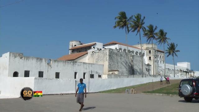 The Castles | Go Ghana!
