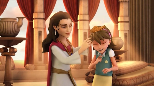 Esther for Such a Time as This | Superbook