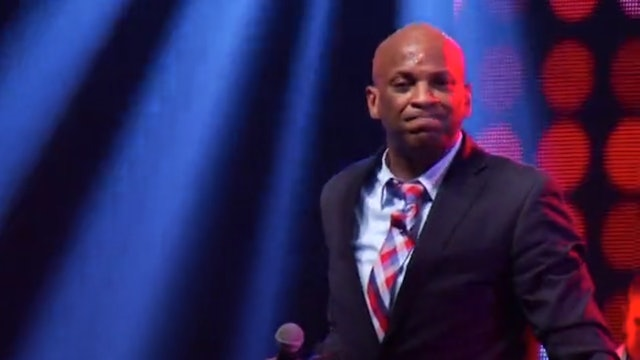 Praise God with Donnie McClurkin