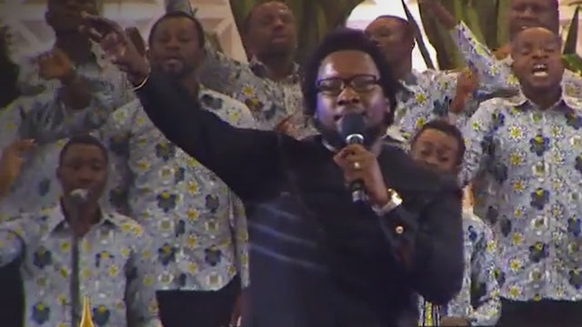 Praise God with Sonnie Badu