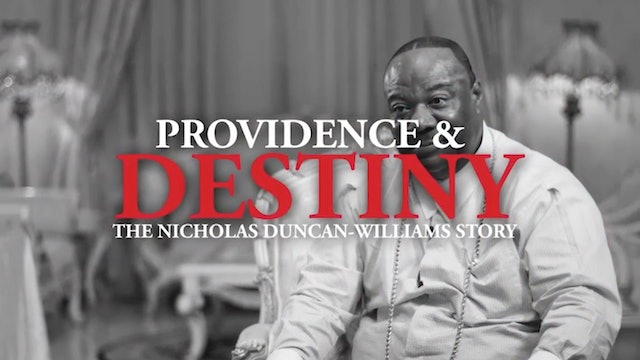 PROVIDENCE AND DESTINY *a DTV Exclusive