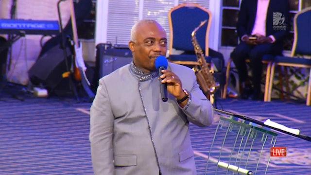 The Shield of Faith | Bishop Ebenezer Obodai